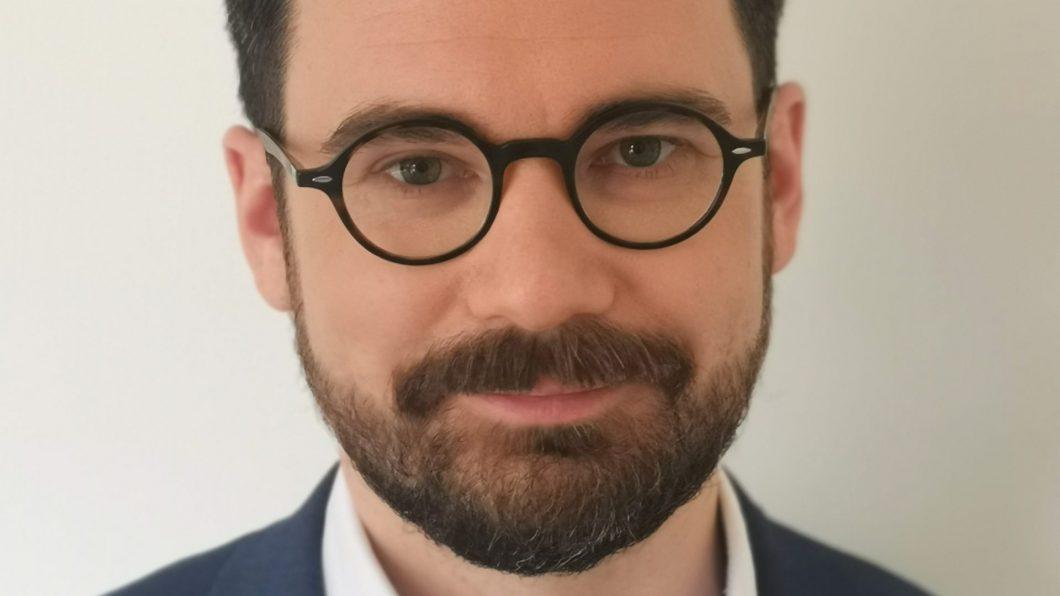 Jonas Öhlin, projektledare på UKÄ