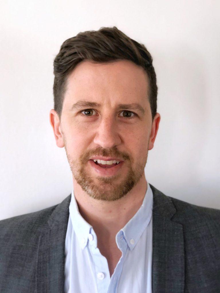 Josef Lannemyr, projektledare på Tillväxtverket