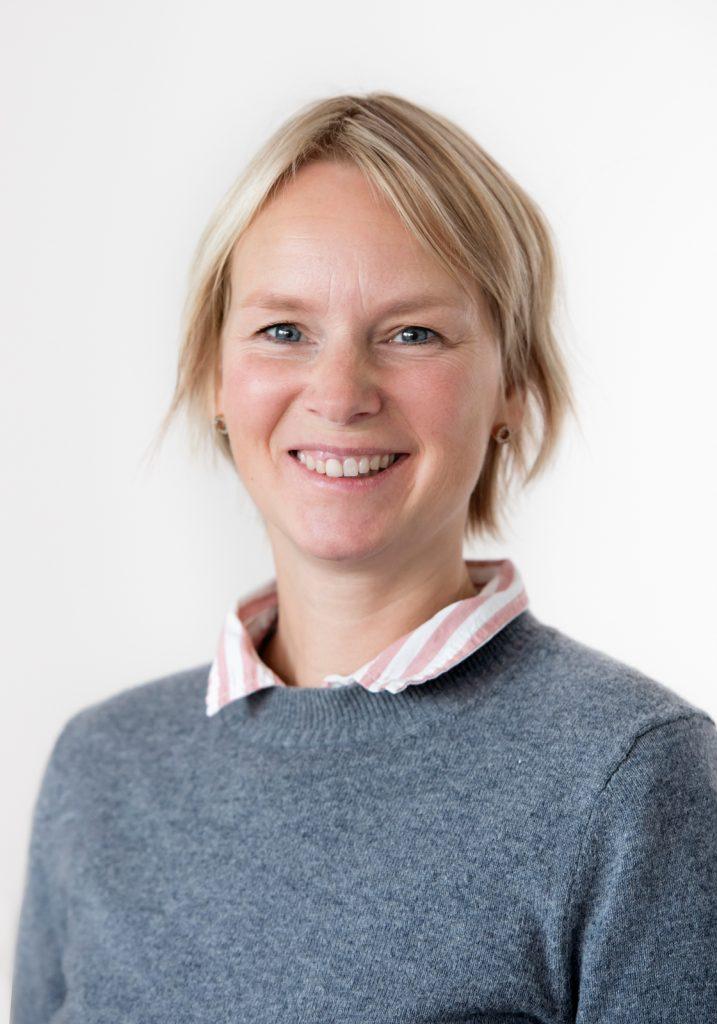 Linda Hedlund, kommunikatör