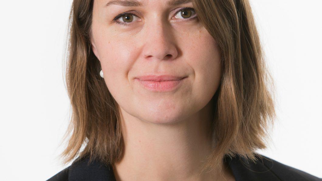 Portsträttbild på Maria Svensk